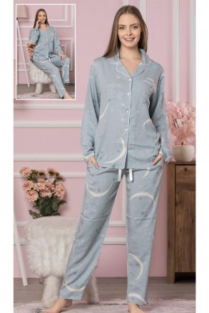 Women's Long Sleeves Pajamas -