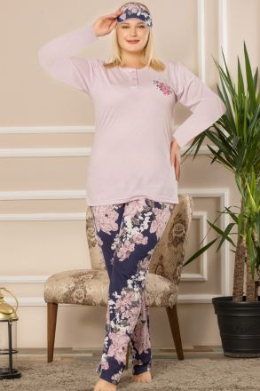 Women's Plus Size Pajamas - 664 Lilac