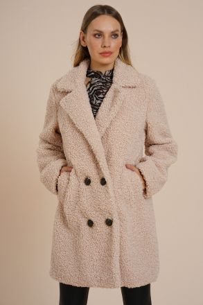 Siana - Special Edition Faux Fur Coat -