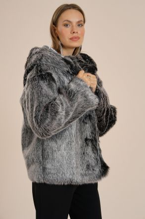Siberia - Women's Special Edition Faux Fur Jacket -